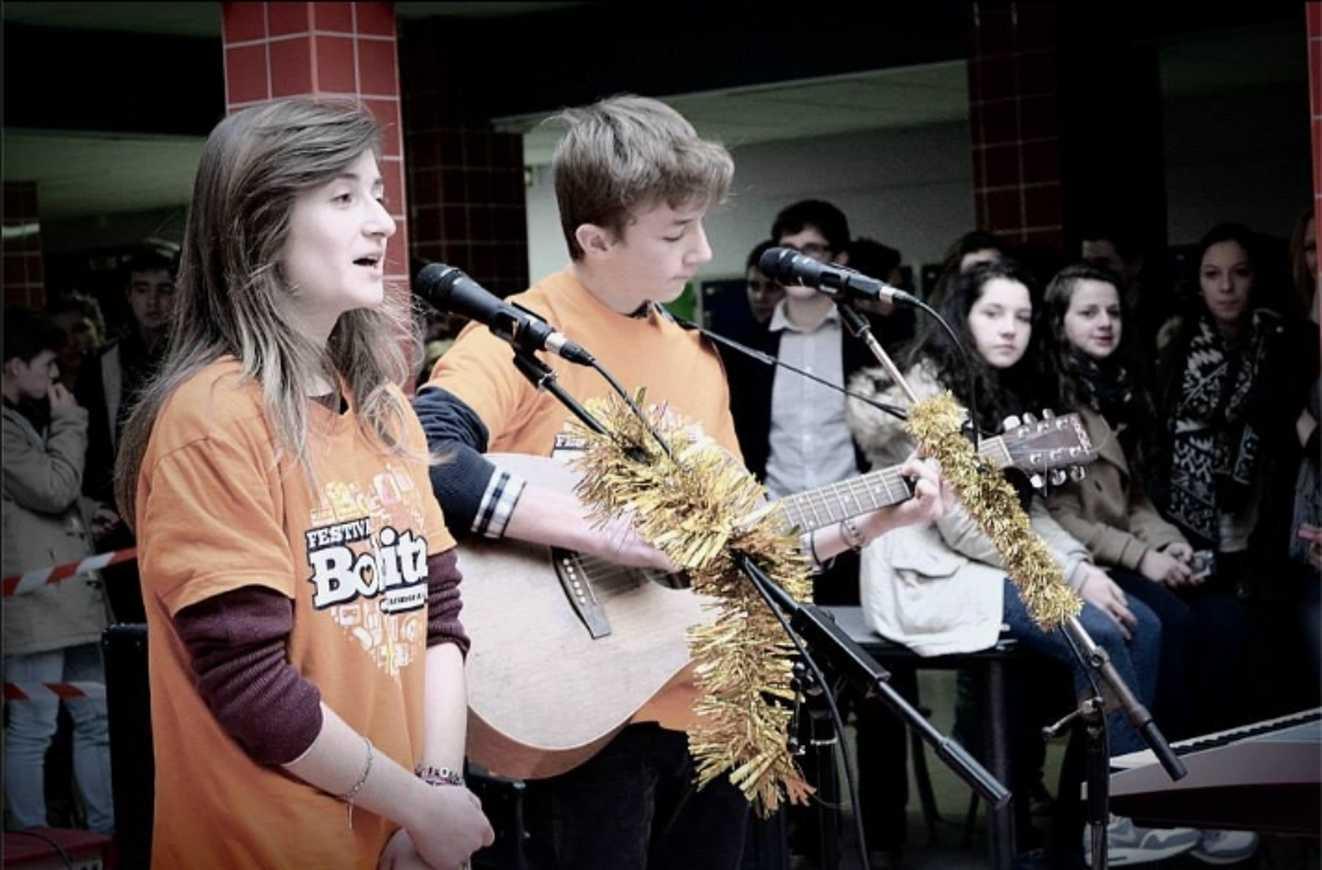Un beau boeuf musical de Noël 0