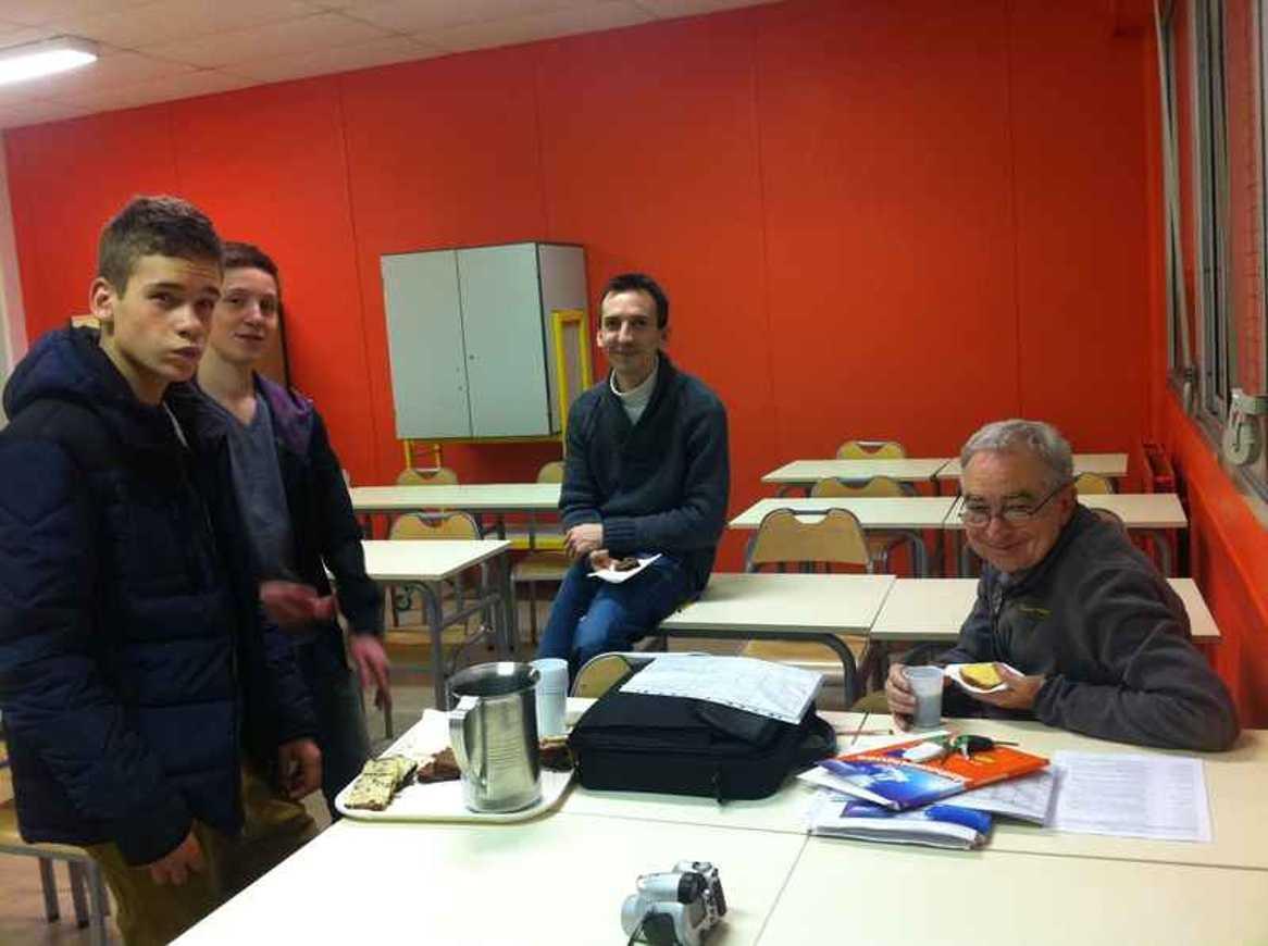 Des élèves de secondes 1 et de TS3 s''activent pour financer leur séjour dans les Alpes 0