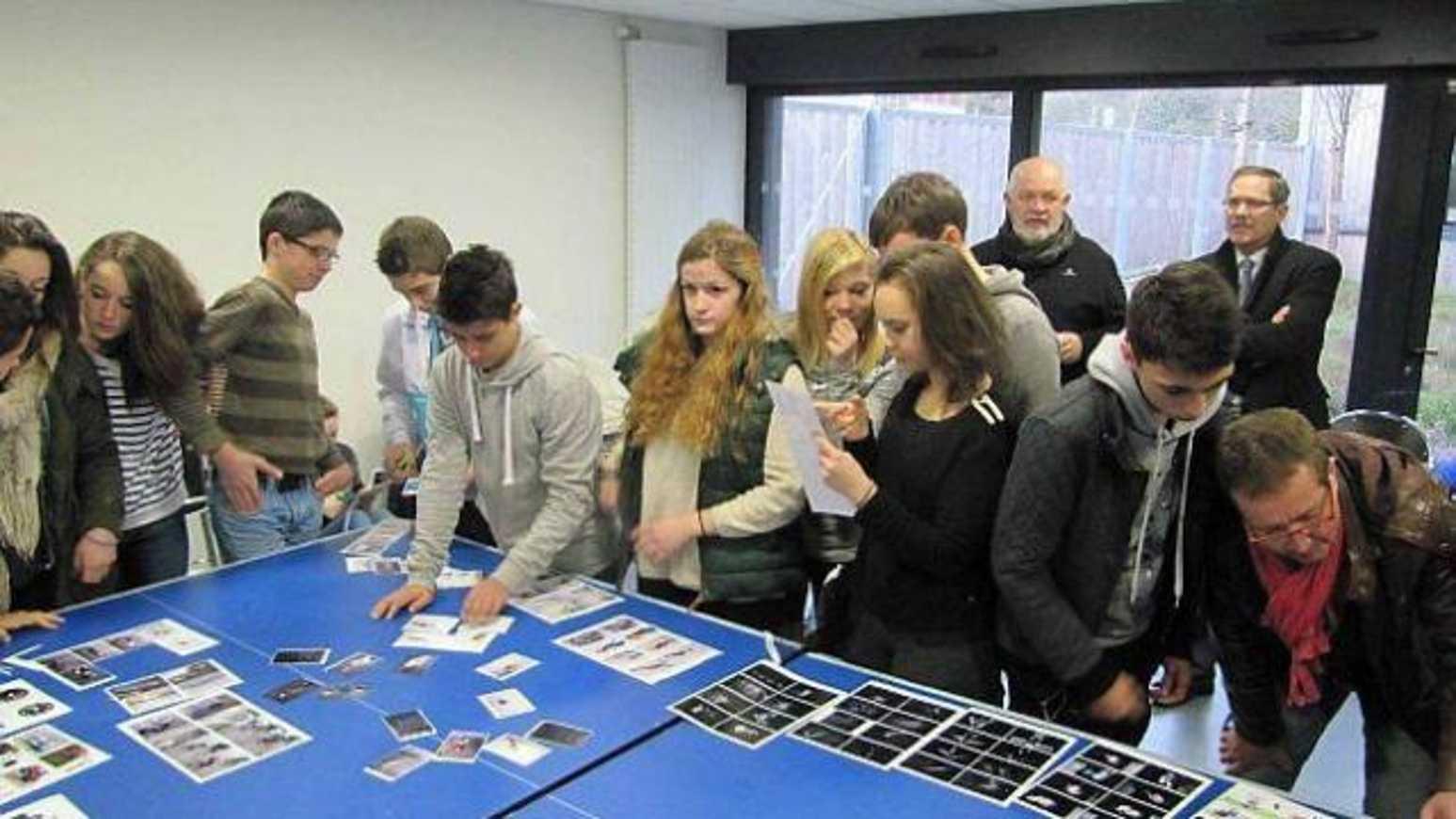 Atelier photos sur la mobilité au lycée Henri-Avril (OF) 0