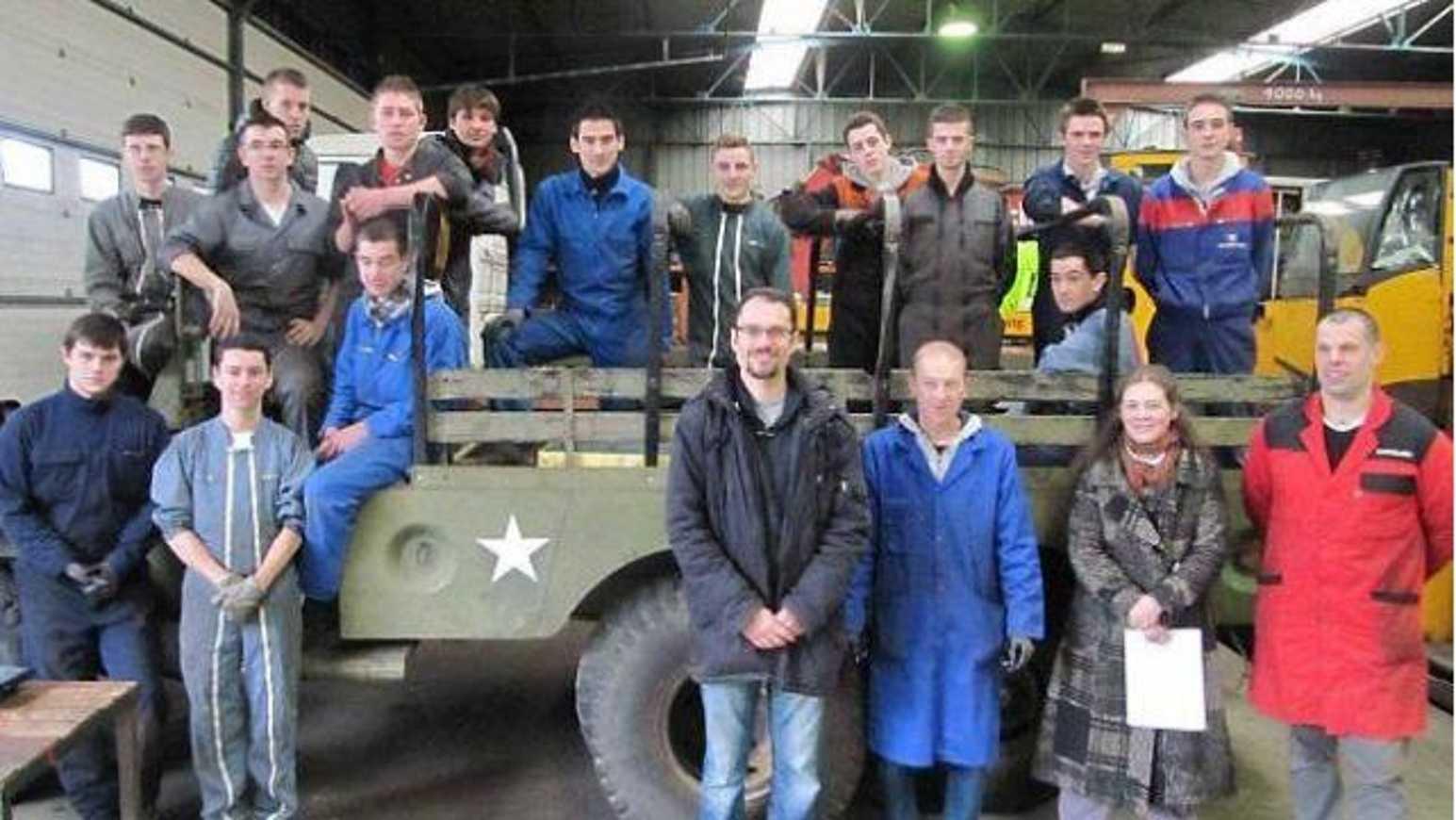 Journée d''activités autour du projet Dodge en TTPVI 0