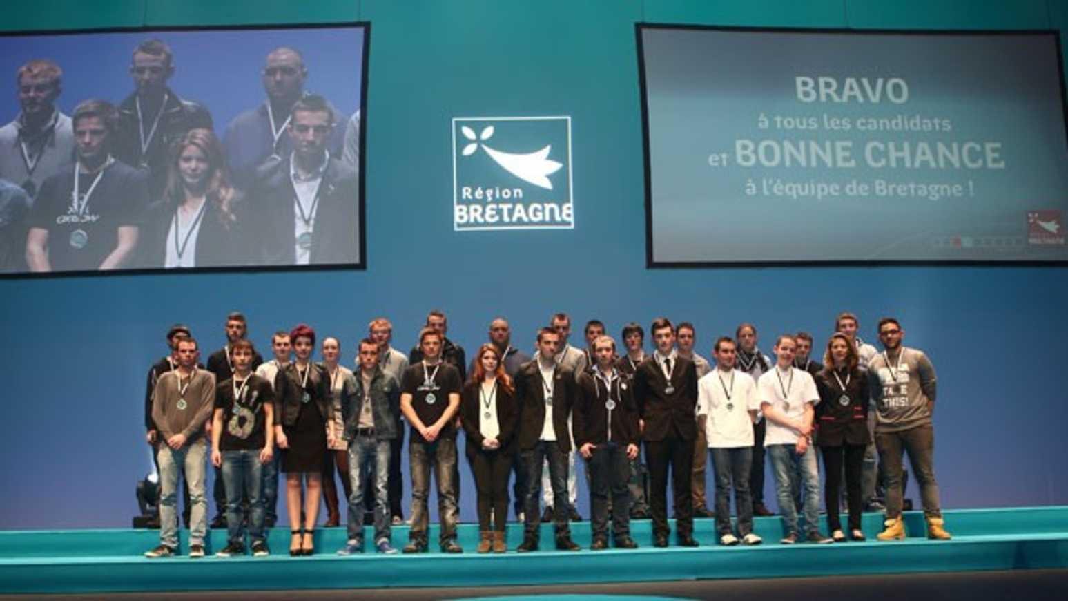 Tous les lauréats des Olympiades Bretagne 2014 ! 0
