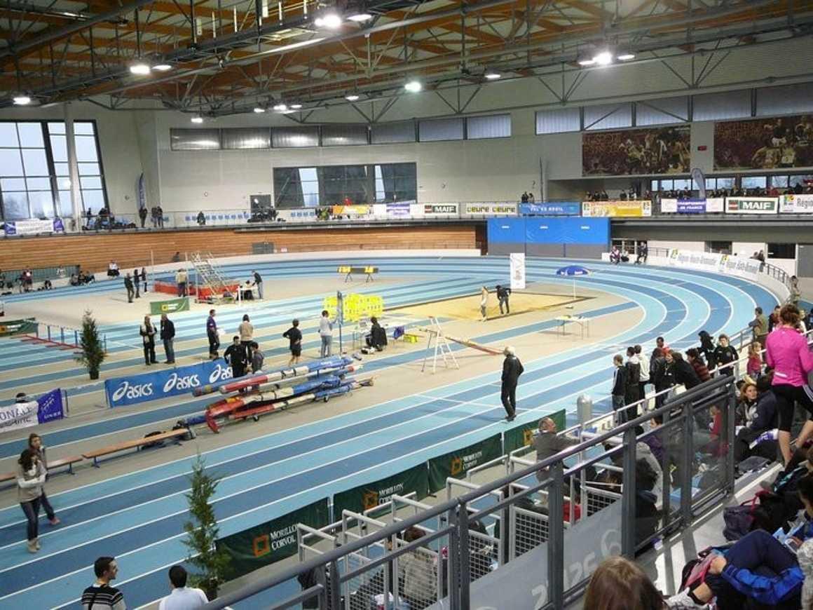 Championnats de France Athlétisme indoor 29 Janvier 2011 0