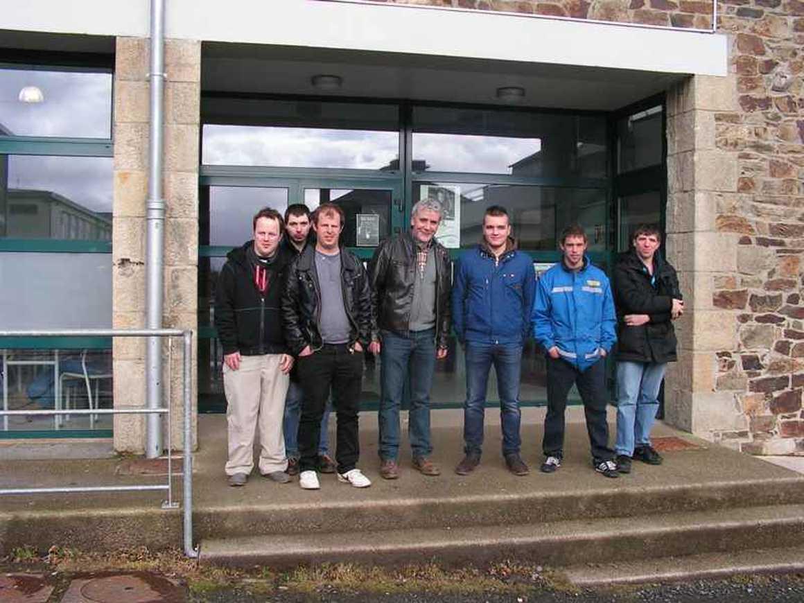 Une visite captivante des ateliers pour les personnels de l''ESATCO 0