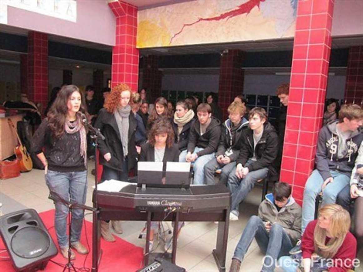 Lycée Henri Avril : tous ensemble en musique (article OF) 0