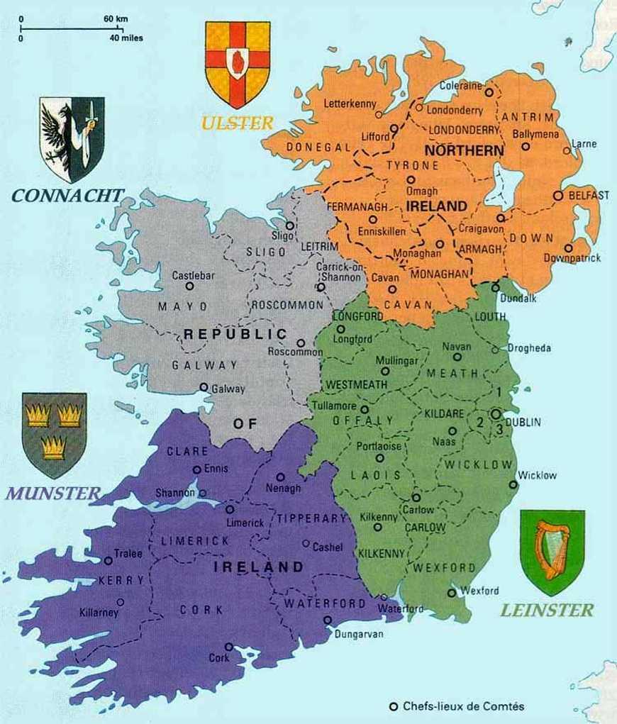 """Les """"Irlandais"""" sont bien arrivés 0"""