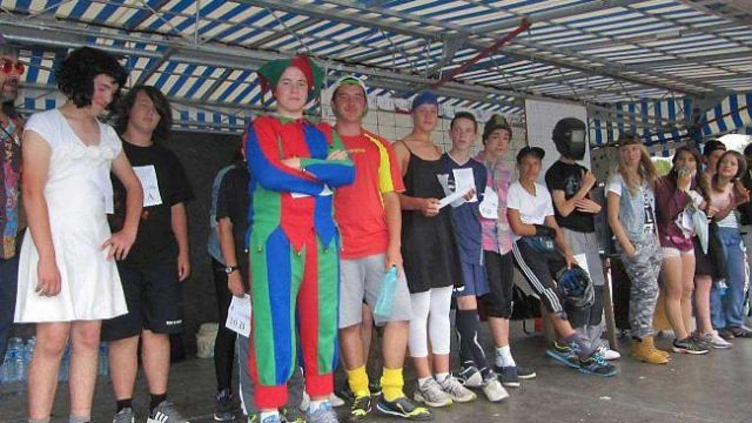un biathlon de rentrée bien déguisé (OF) 0