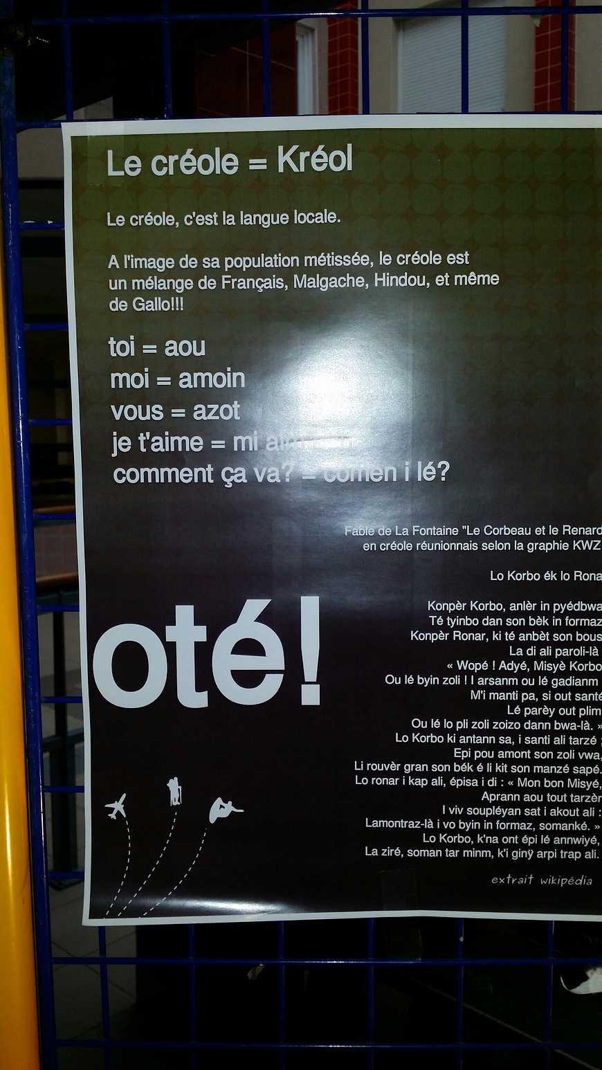 La Réunion: exposition dans le hall E 20141125143431resized