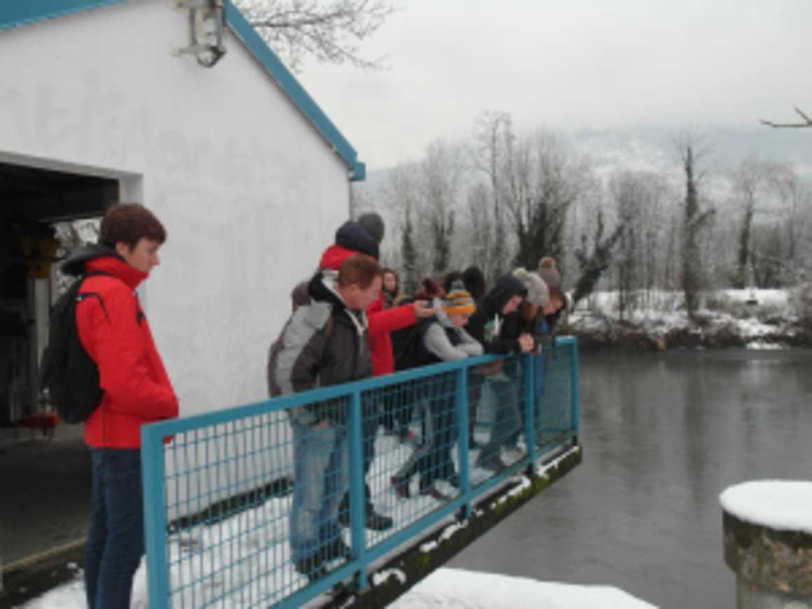 Visite des labos à Grenoble (2de2 et TS1) 0