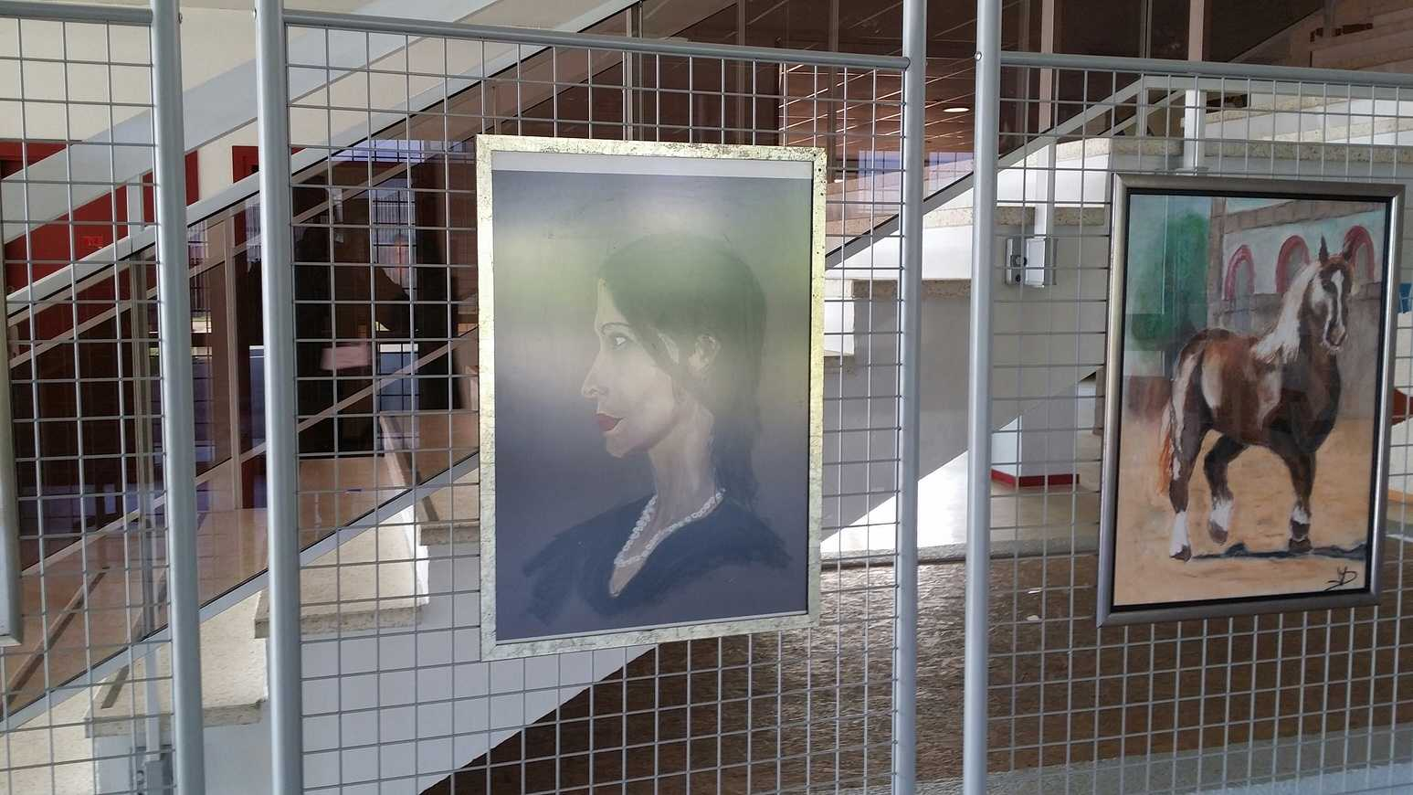 Jean-Yves Derrien expose dans l''Agora 20150407101641resized