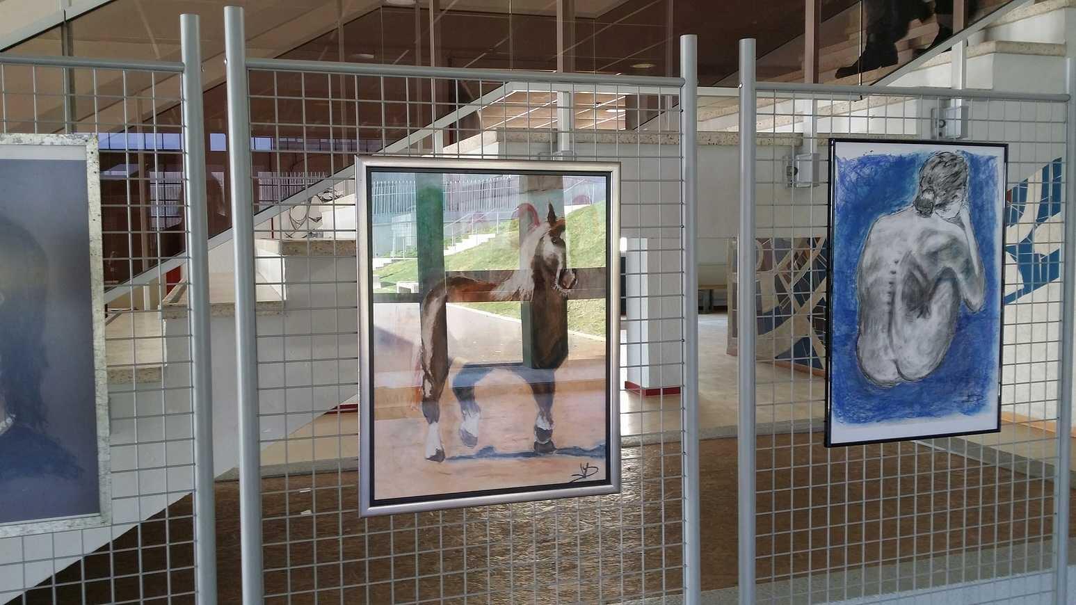 Jean-Yves Derrien expose dans l''Agora 20150407101647resized