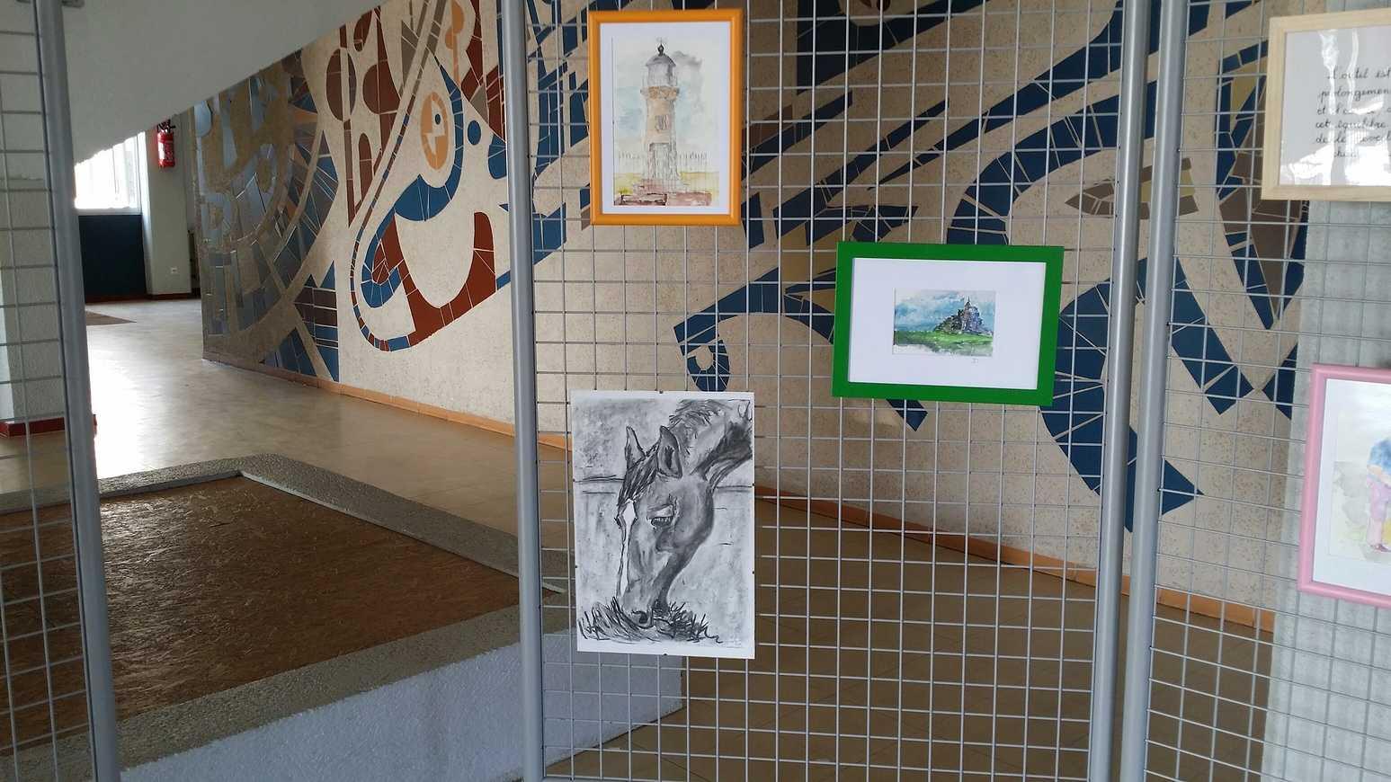 Jean-Yves Derrien expose dans l''Agora 20150407101705resized