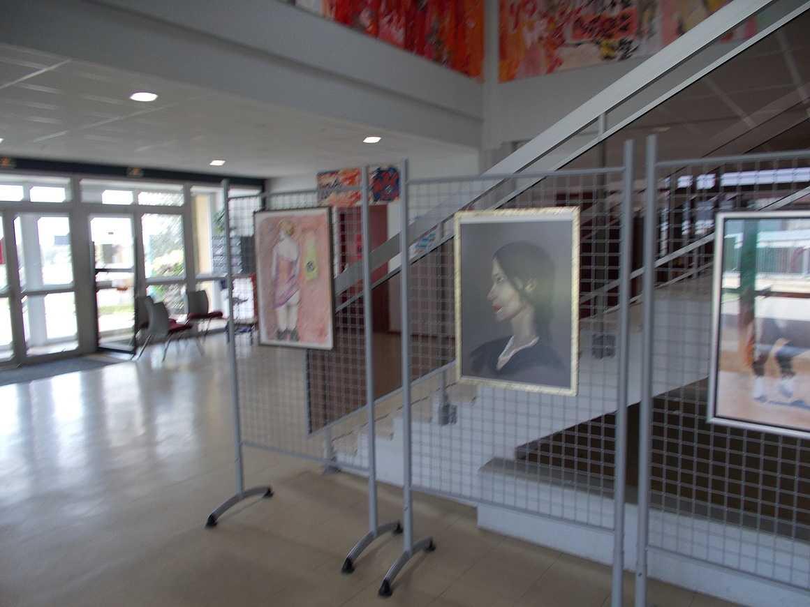 Jean-Yves Derrien expose dans l''Agora dscn0615
