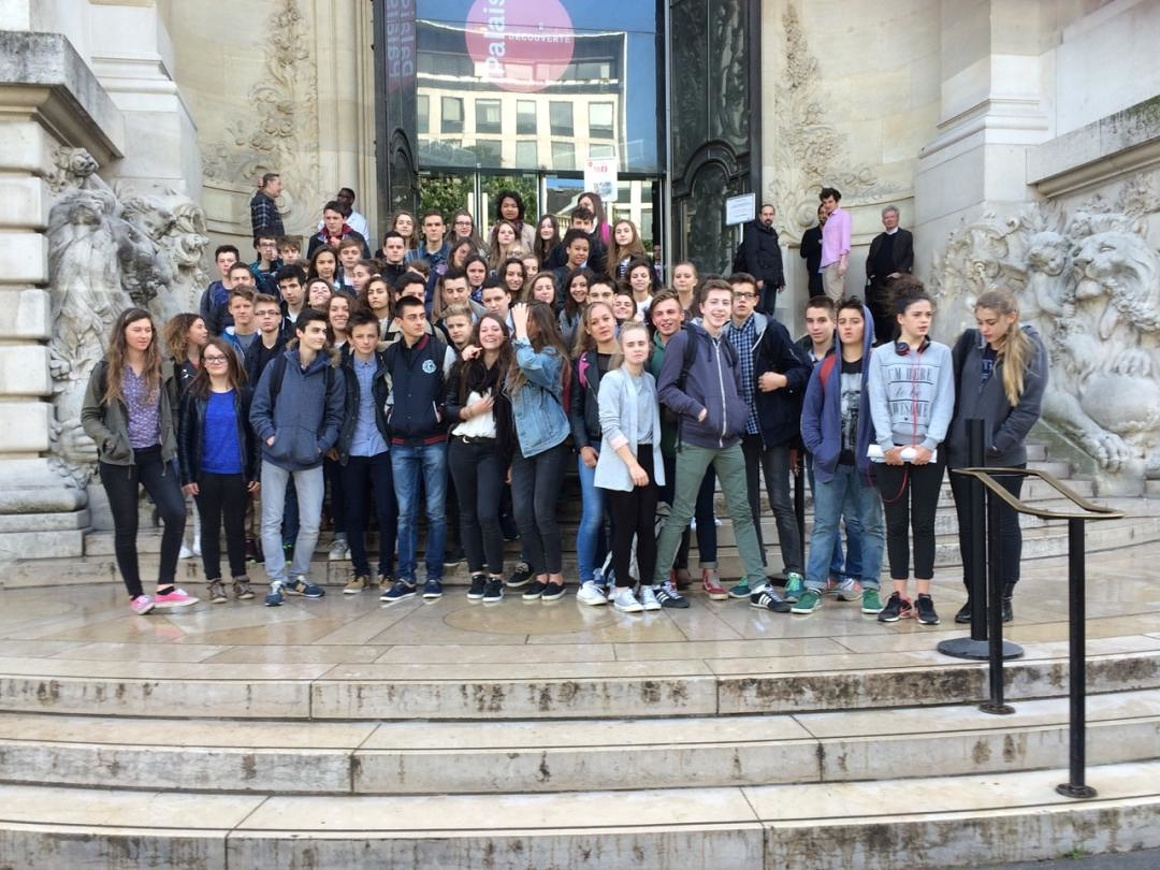 Voyage à Paris des 2des1 et 2des7 0