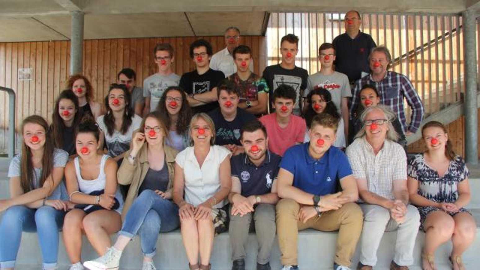 Des lycéens responsables au festival de Bobital (OF) 0