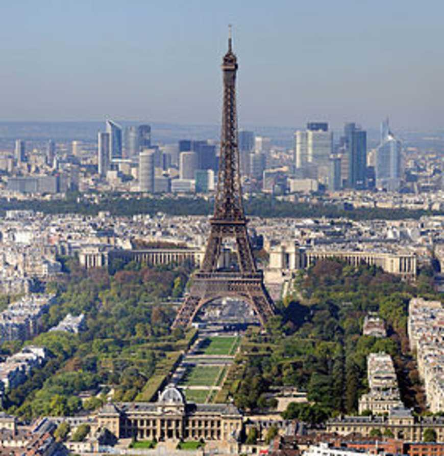 Voyage à Paris des ES 0