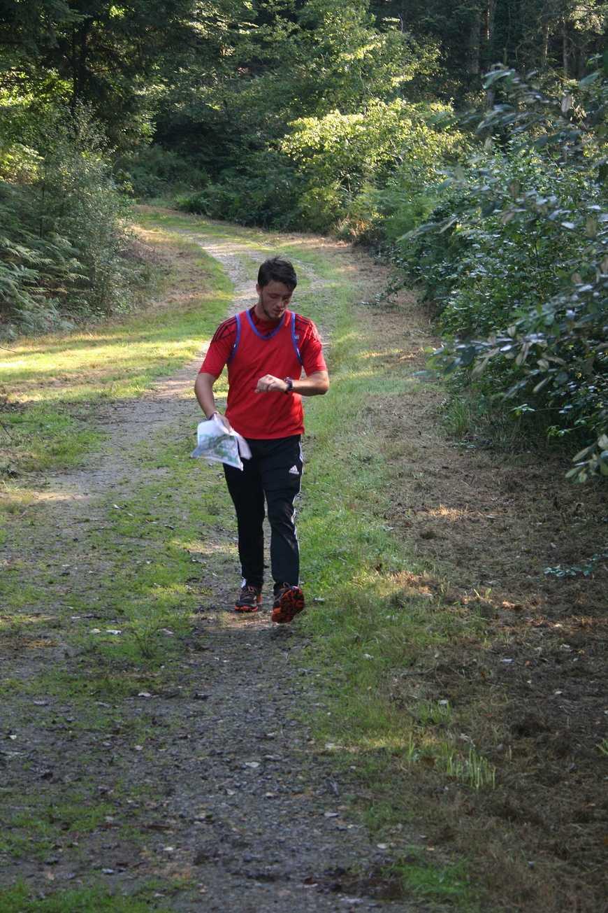 Course d''orientation dans la forêt Avaugour! 0