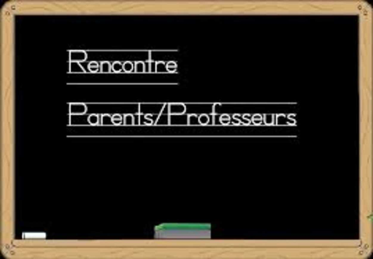 REUNION PARENTS PROFS Section Enseignement professionnel 0