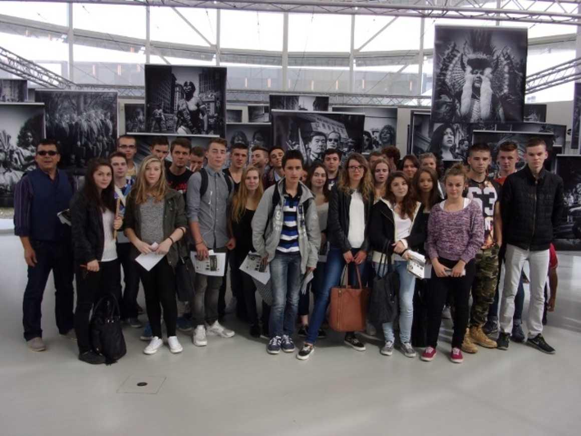 Les T GAC visitent la Foire Expo des Côtes d'Armor 0