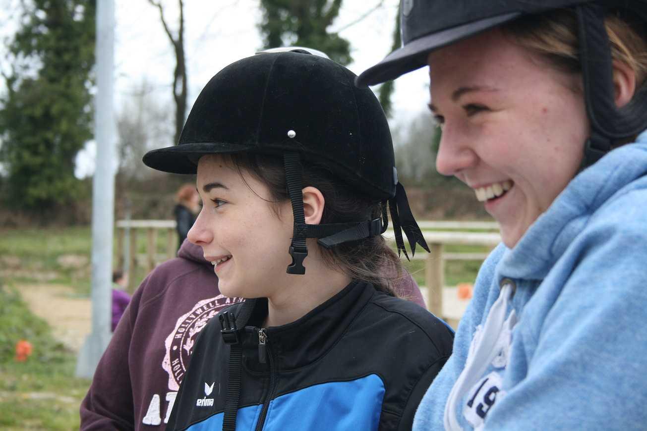 Un championnat académique d''équitation! img9512