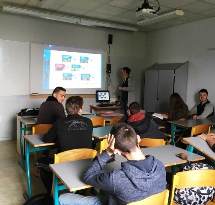La SNCF intervient dans nos classes avec son programme « Voyageur et Citoyen » 2vtrpj