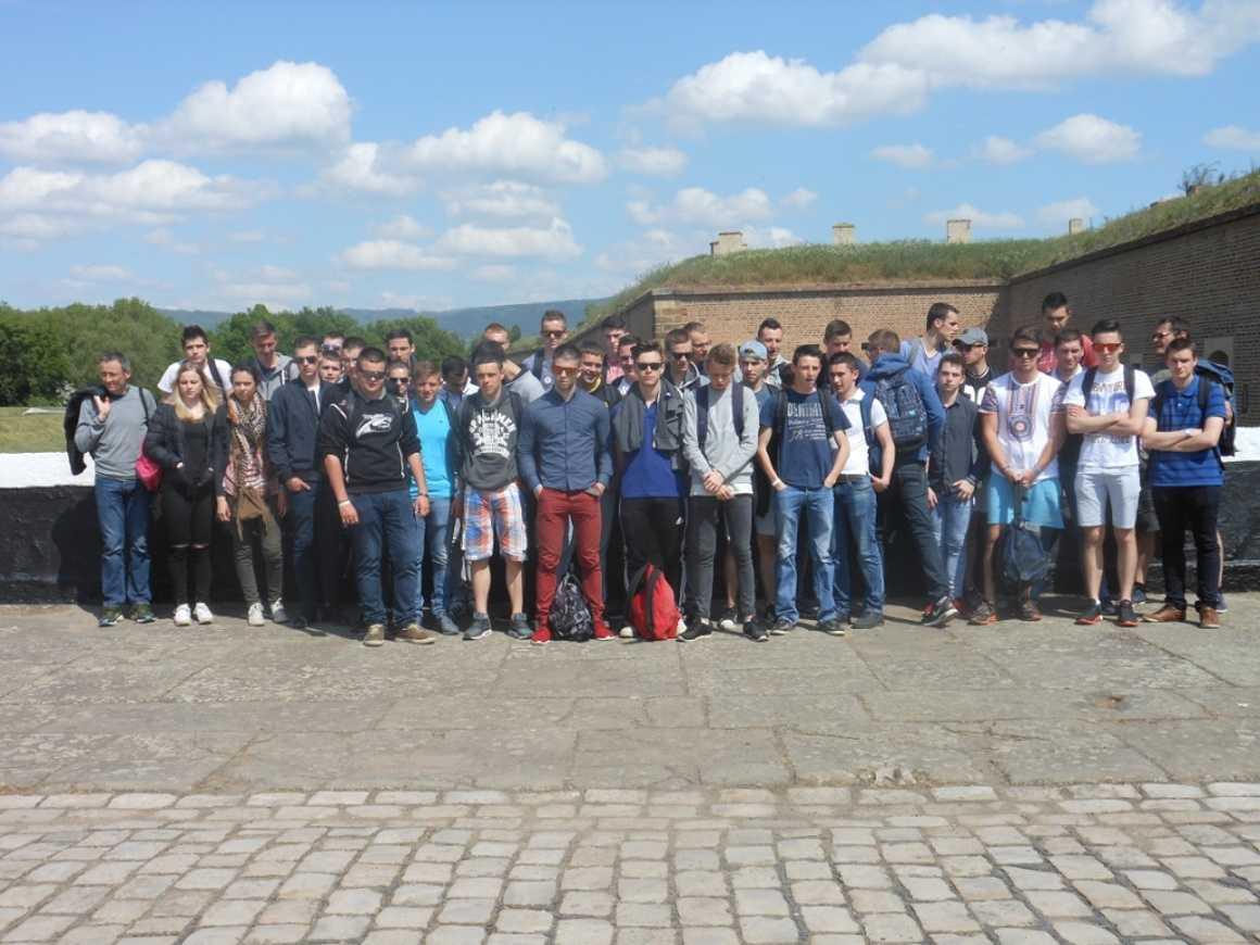 Voyage à Prague pour les terminales GAC 0