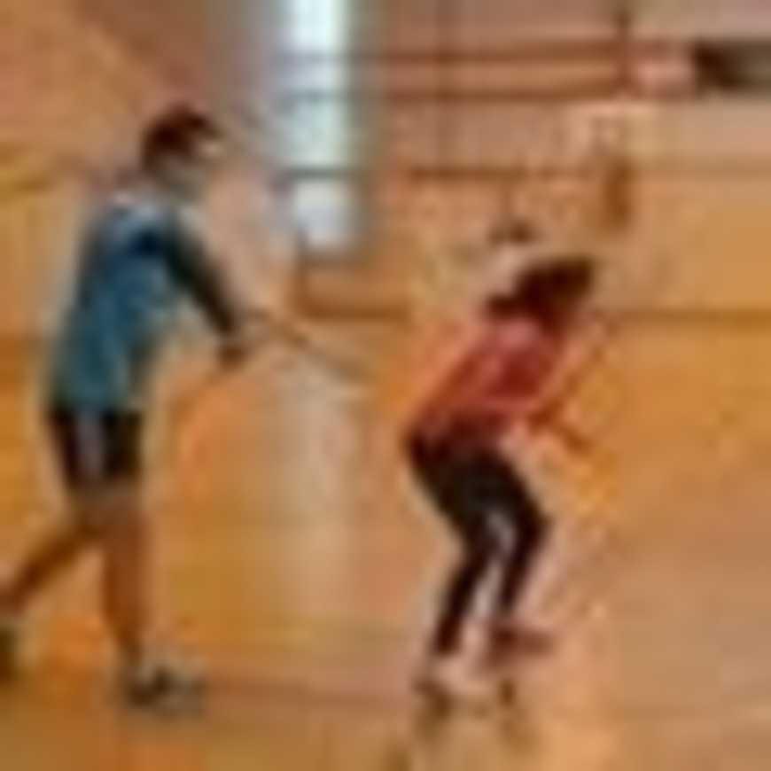 Qualifiés au championnat de France de badminton! 60pxtheoservice