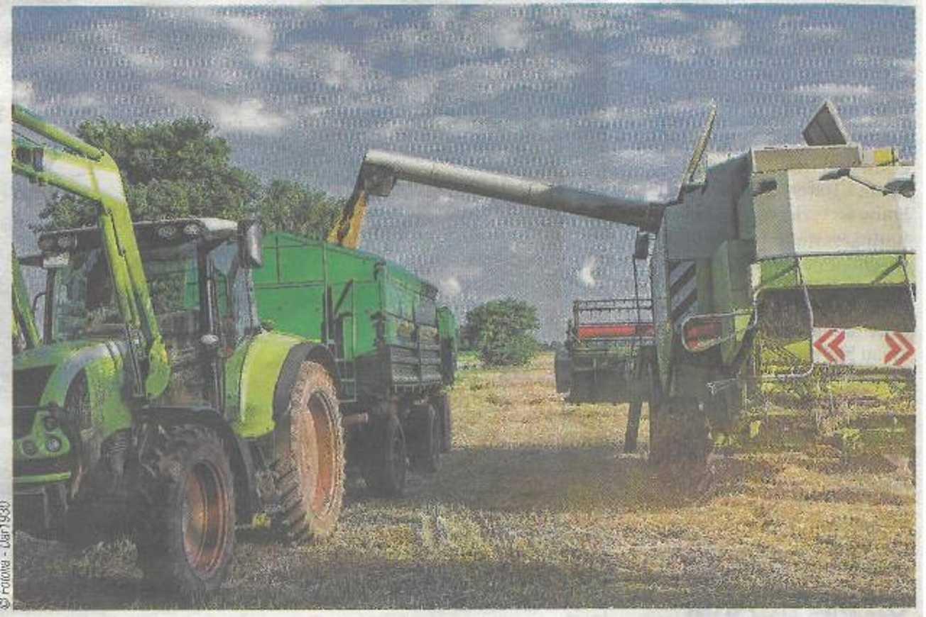 BTS matériels agricoles 0