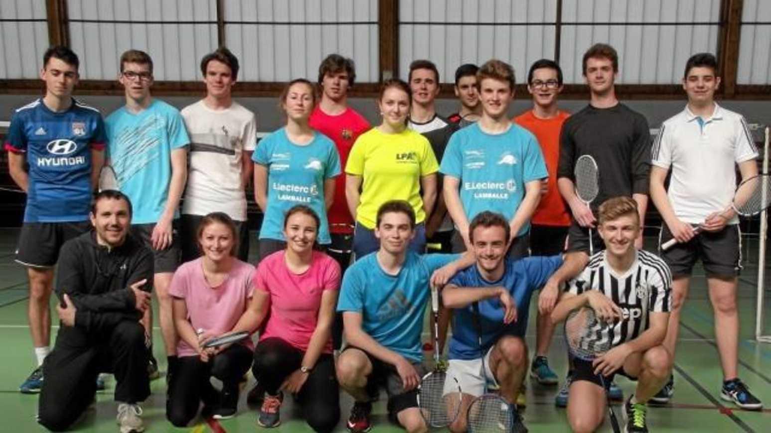 UNSS : Championnat de France de Badminton 0