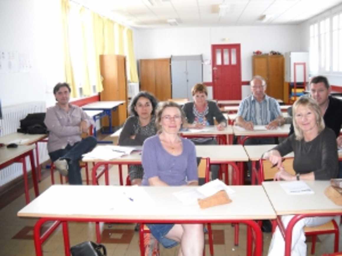 Stage site du Lycée - 2e session 0