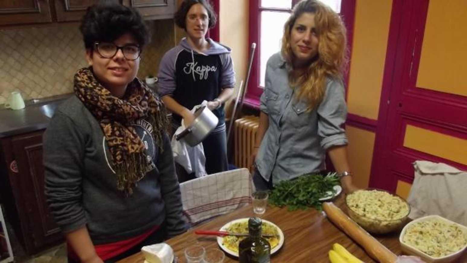 La Tunisienne Selma bouillonne de projets 0