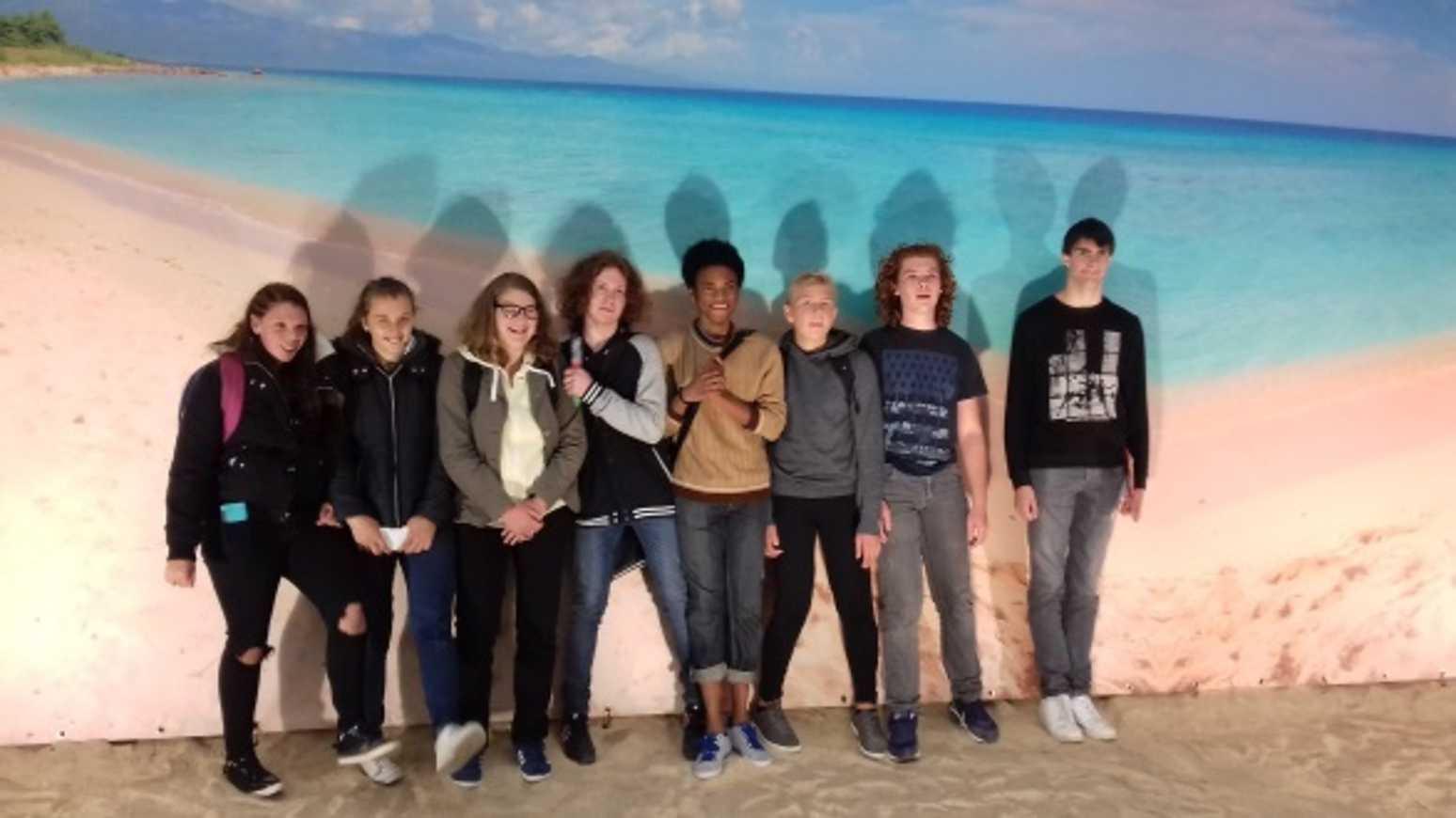 Les élèves d'' ULIS à CUBA 0