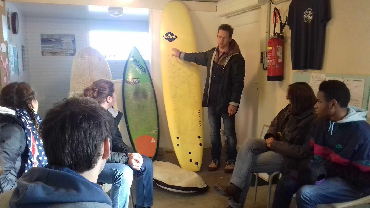 A la découverte du Surf 0