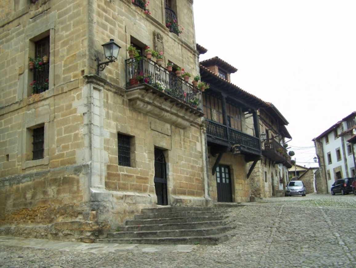voyage à Santander santillanadelmar