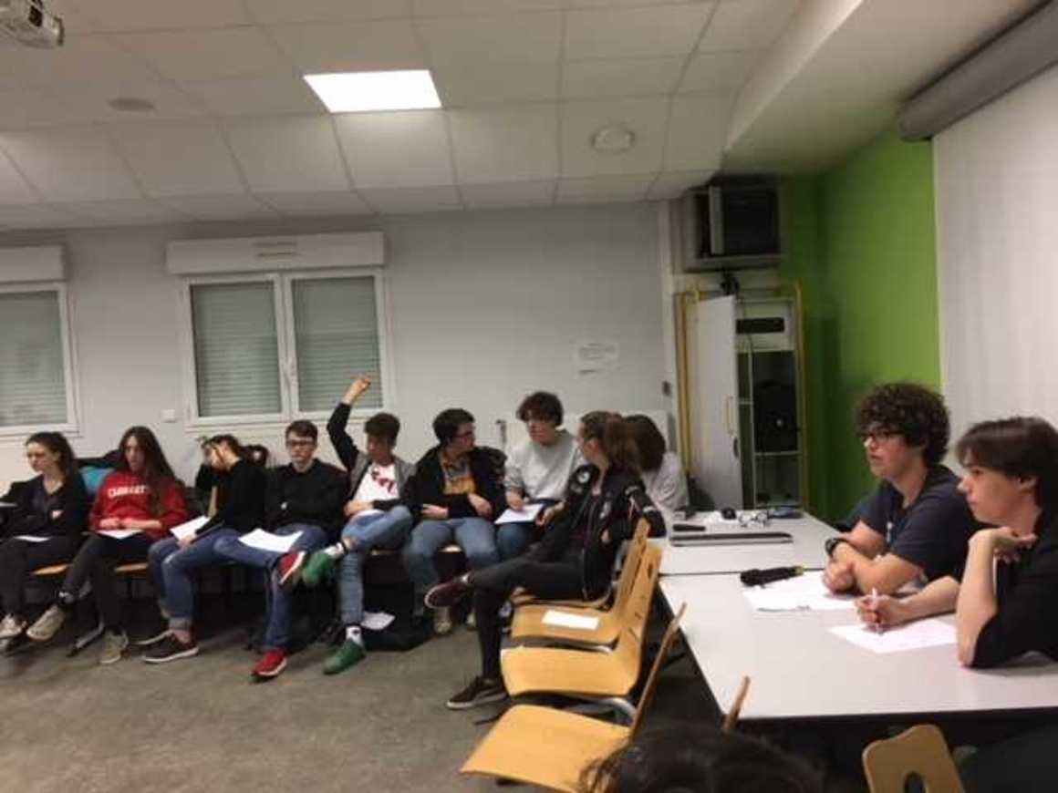 ETATS GENERAUX DE LA BIOETHIQUE : ON EN DEBAT AU LYCEE ! img7719