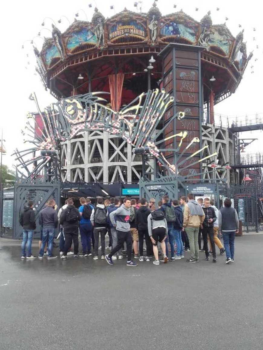 """Les """"Machines de l''Île"""" à Nantes nantes2"""