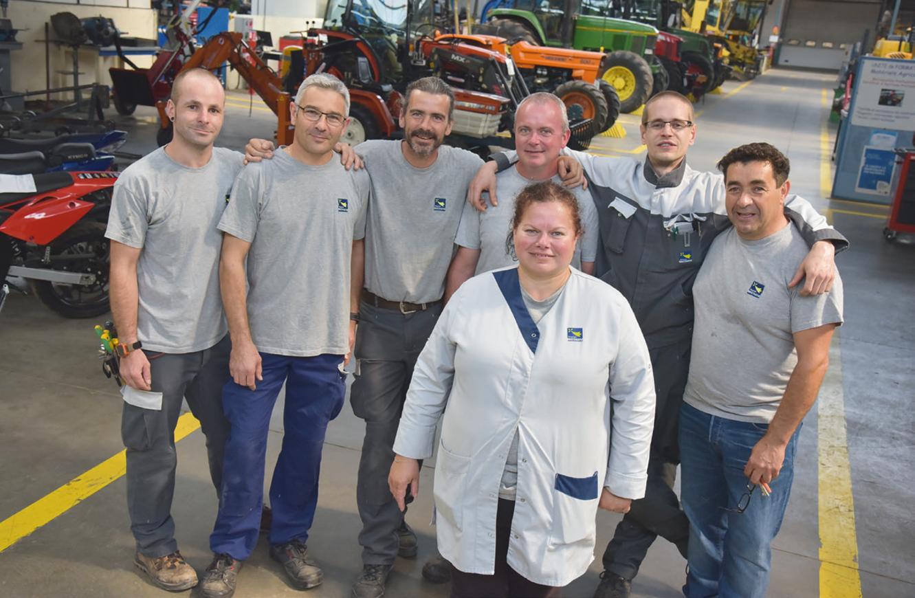 24h avec L''équipe de maintenance du Lycée Henri AVRIL 0