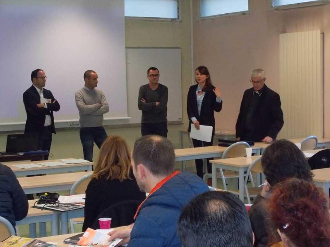Formation et information des professeurs principaux du bassin de Saint-Brieuc 0