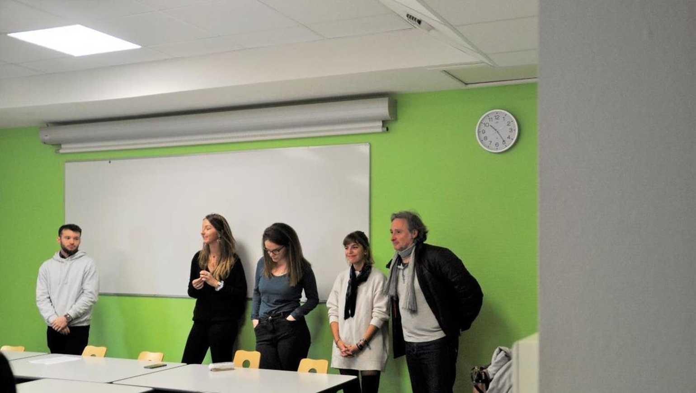 Le lycée Henri-Avril a accueilli ses anciens élèves 0
