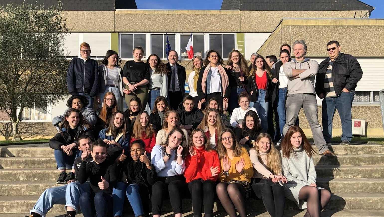 Au CVL, les lycéens organisent les actions de l'année 0