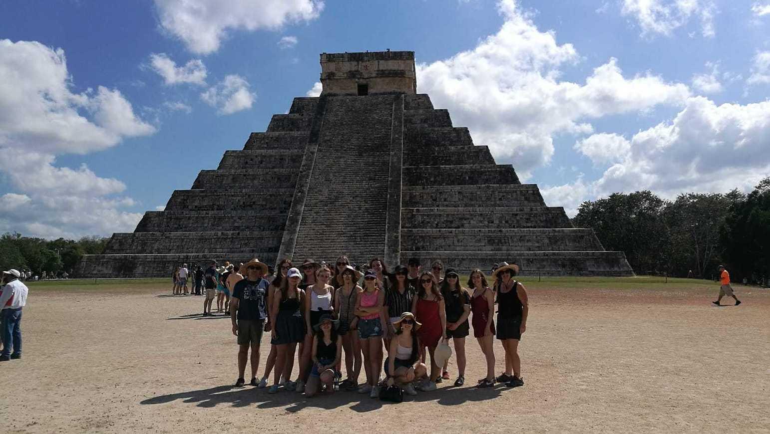 Noticias del viaje en México mexique1