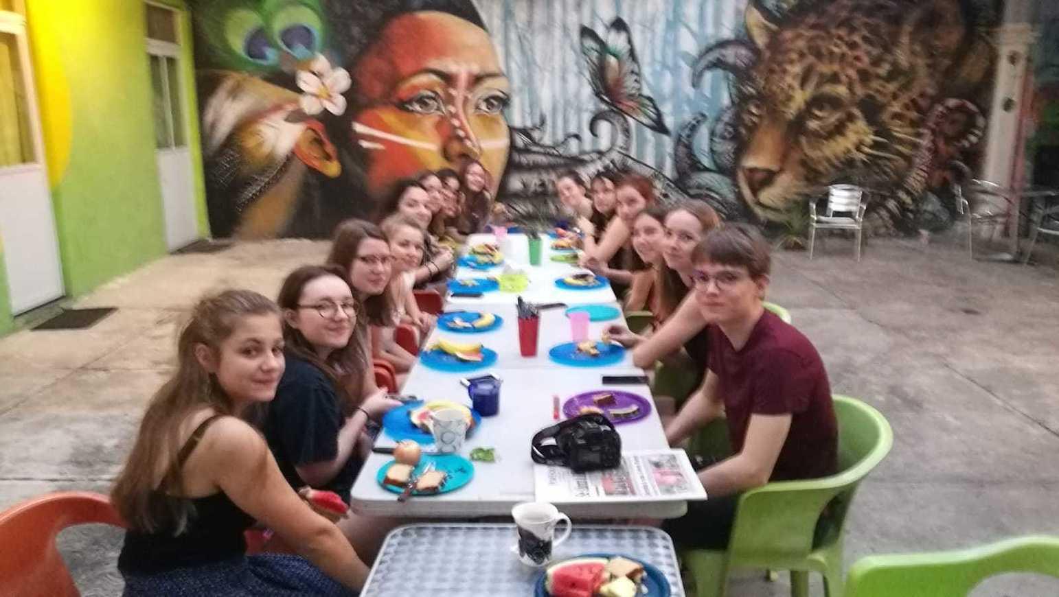 Noticias del viaje en México mexique3
