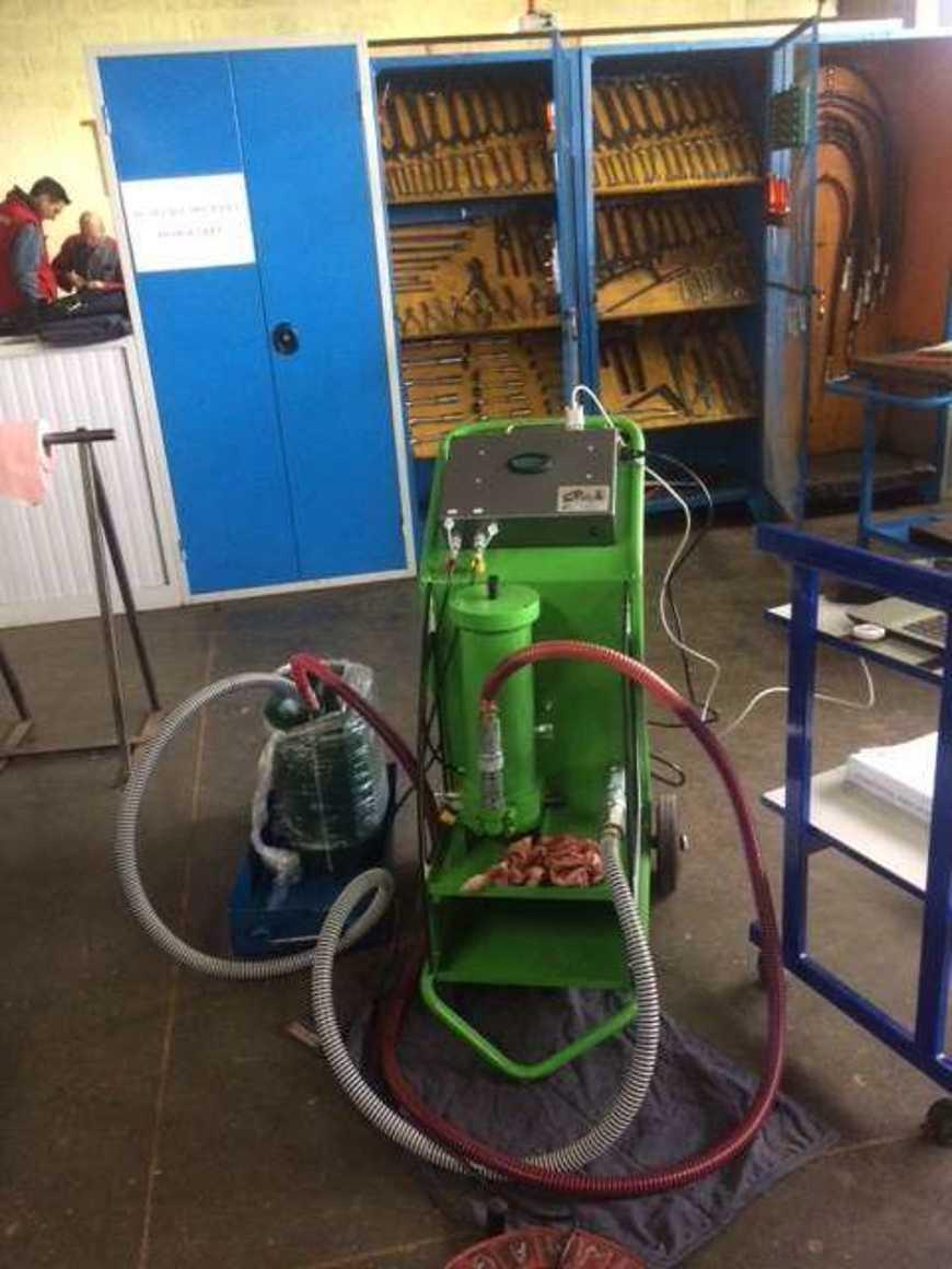 Plateforme Hydraulique au lycée Henri Avril ph6