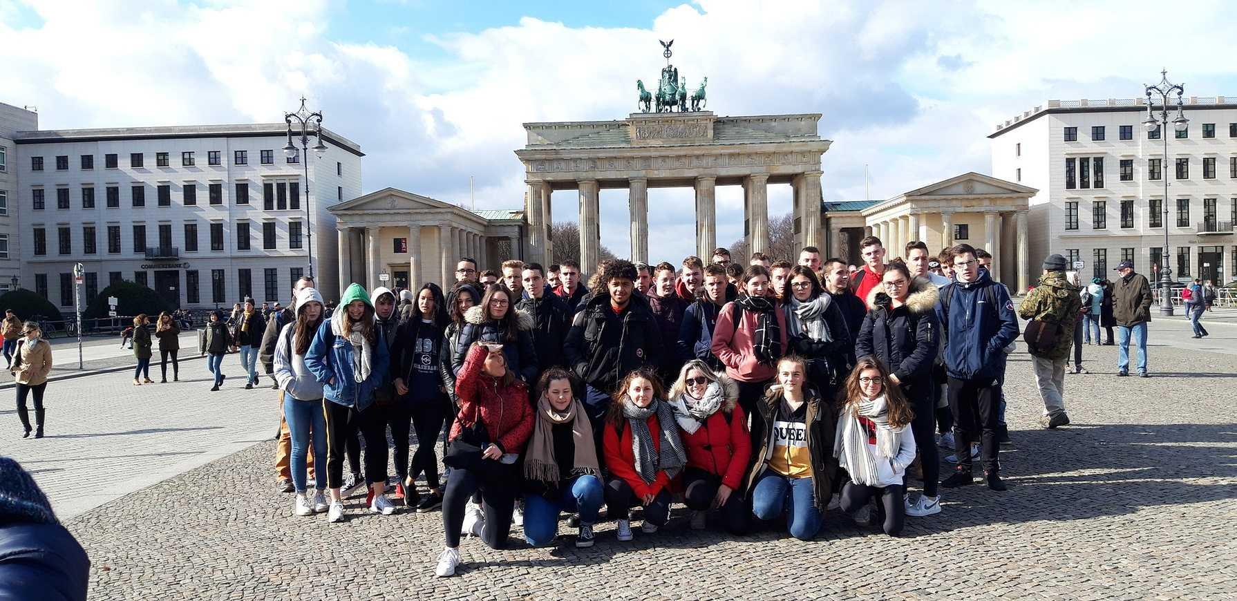 Voyage à Berlin et Stuttgart 0