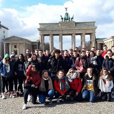 Voyage à Berlin et Stuttgart