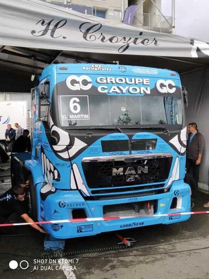 Les Bac pro maintenance VTR-MEV aux 24h du Mans Camions img20190928115303