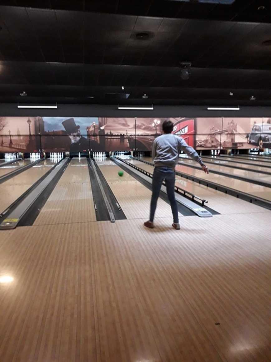Les internes au Bowling 0