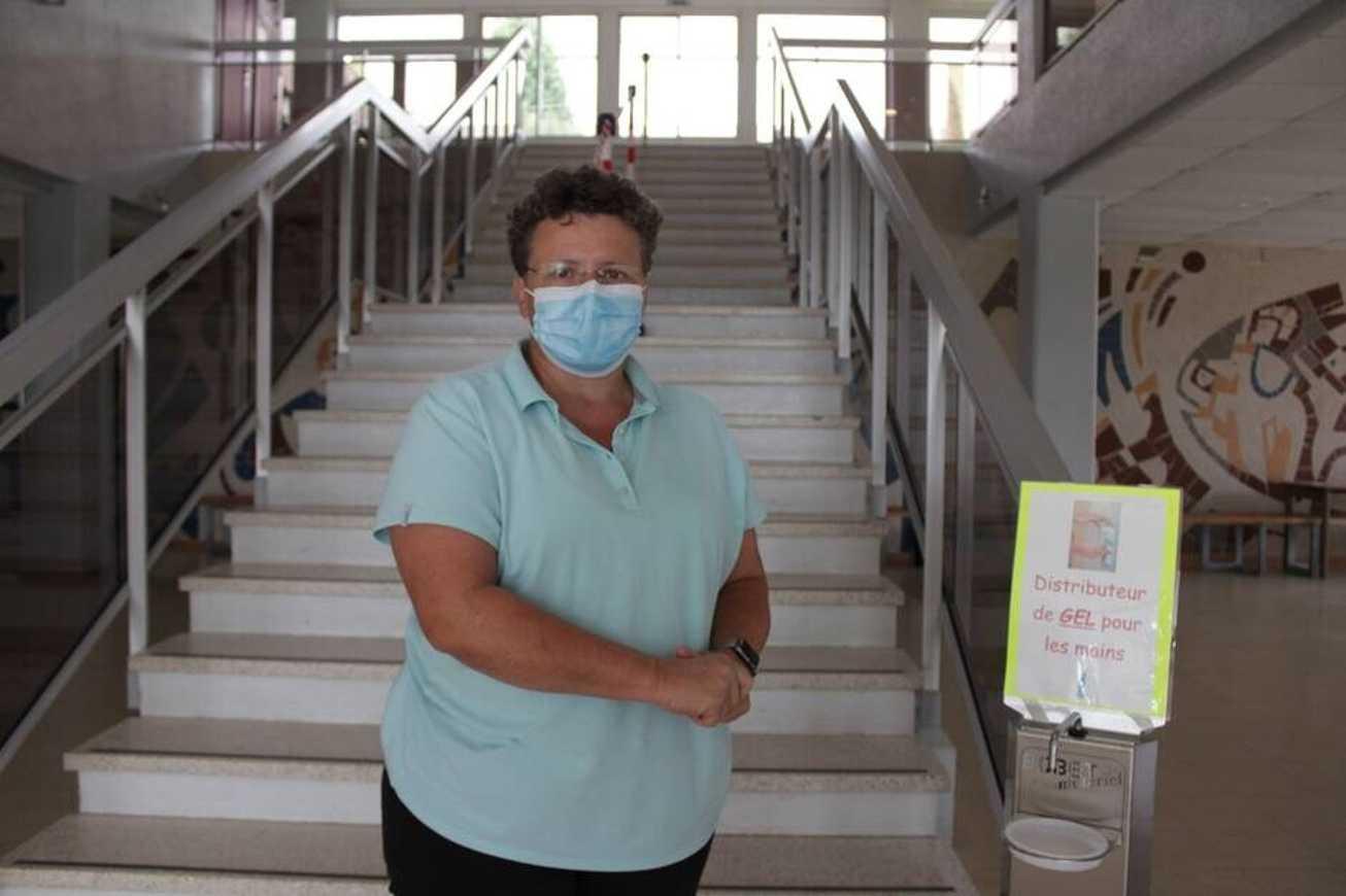 Rentrée masquée au lycée Henri-Avril 0