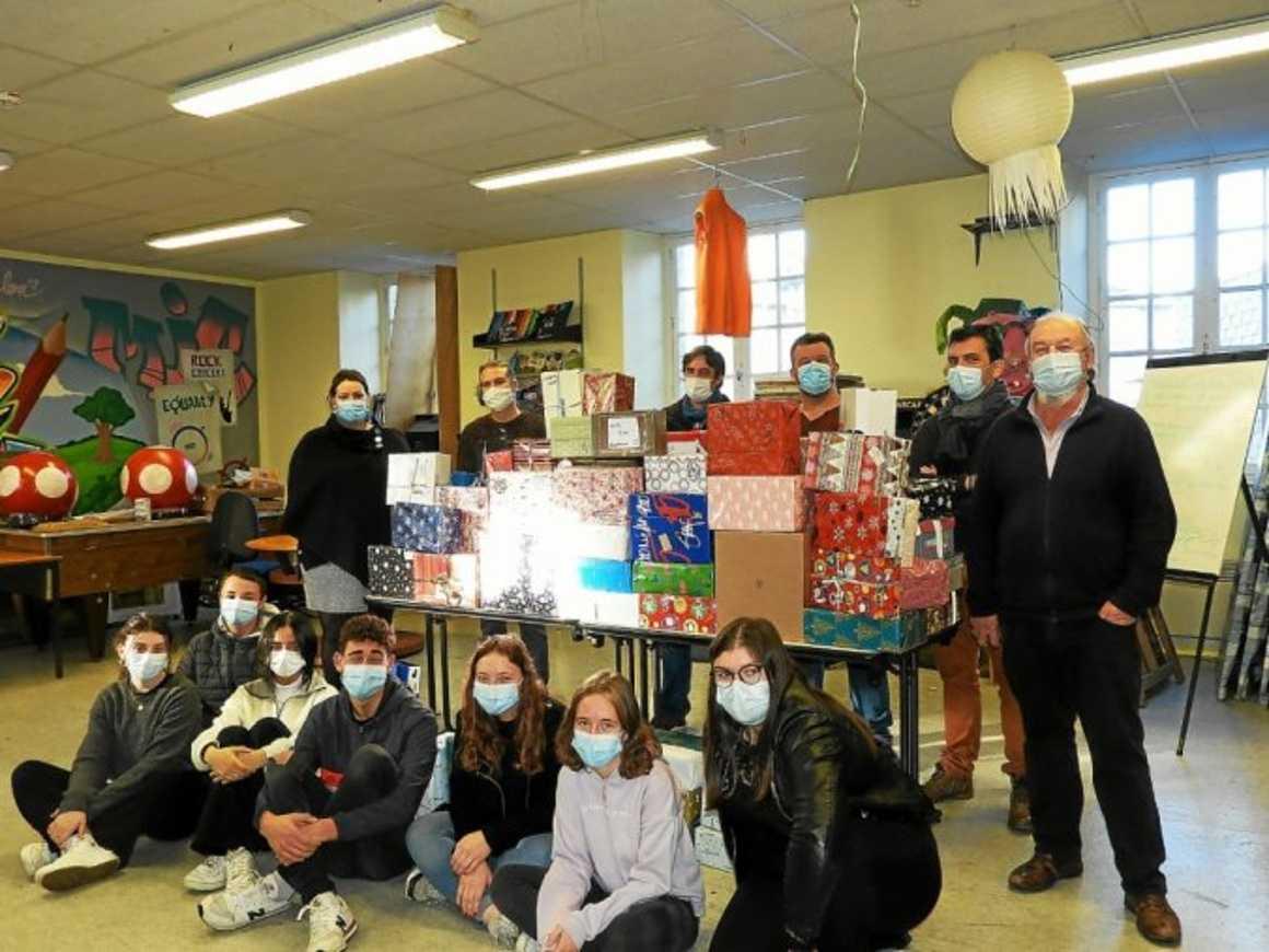 Noël solidaire au LHA 0
