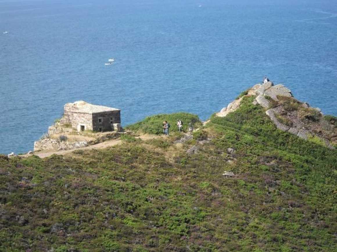 Un rallye, défi lecture sur le Cap d''Erquy pour les 1S 0
