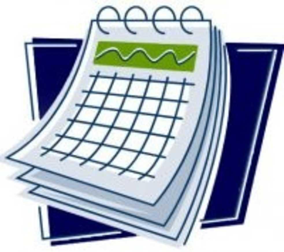Rencontres parents professeurs : calendrier annuel 0